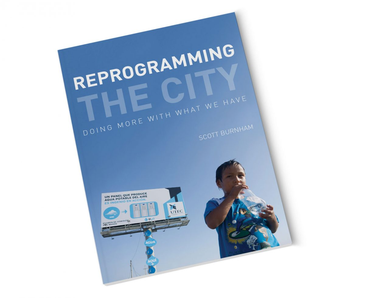Reprogramming the City: THE BOOK