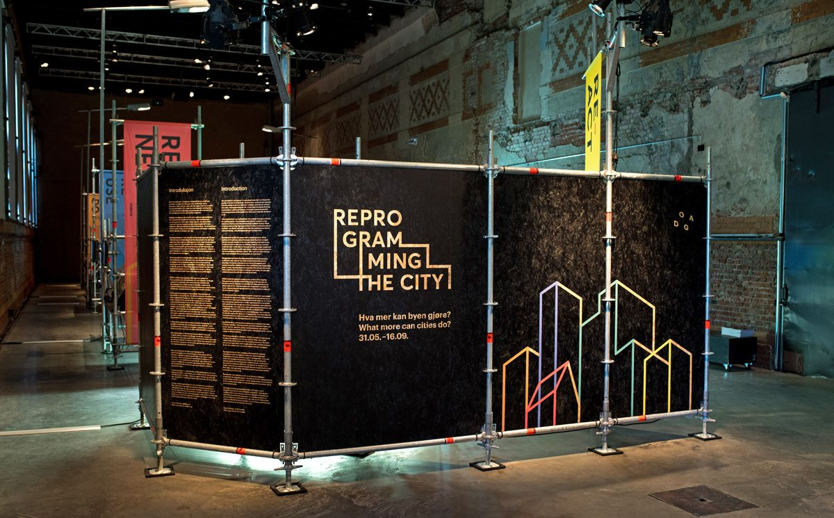 Nordic Version of Reprogramming the City Launches in Oslo
