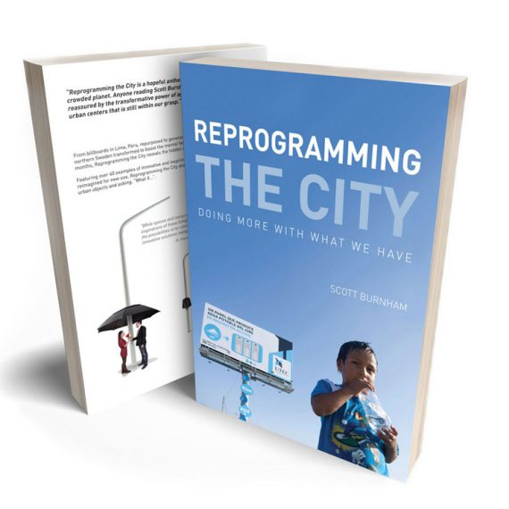 Reprogramming the City Book Available for Pre-Order