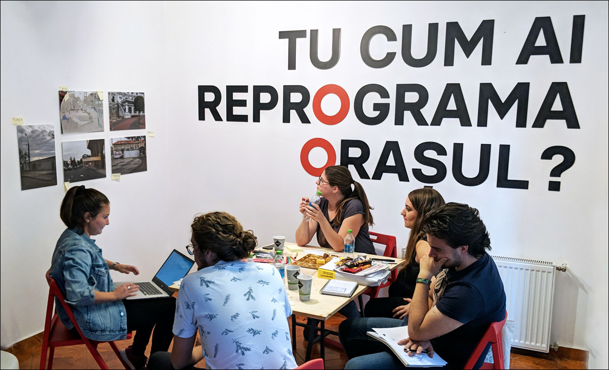 Reprogramming the City of Culture in Timisoara, Romania