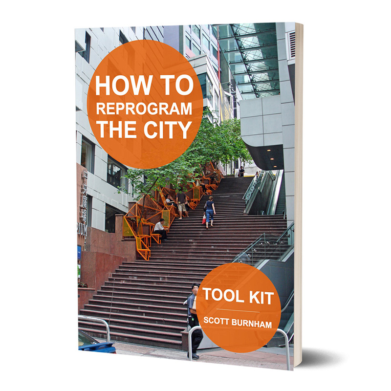 How to Reprogram the City: Toolkit by Scott Burnham