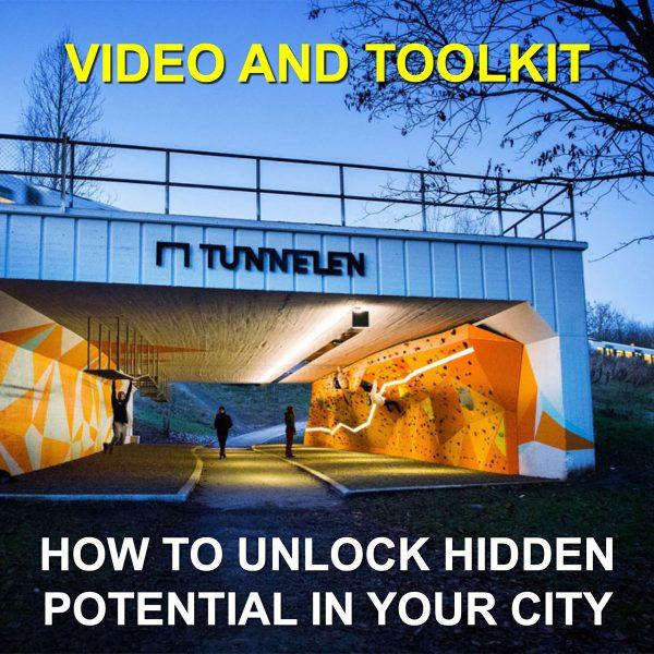 How to Unlock Hidden Potential in Your City: Online Repurposing Tutorial and Toolkit